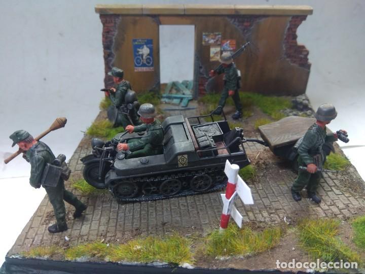 Maquetas: DIORAMA MILITAR MAQUETA -OVERLOON-HOLANDA 1944 - Foto 3 - 204186336