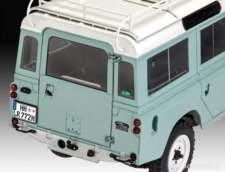 Maquetas: Land Rover 110 Series III, Escala 1:24. Maqueta a construir, detalles asombrosos, NUEVA - Foto 4 - 204533153