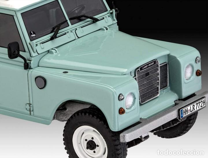 Maquetas: Land Rover 110 Series III, Escala 1:24. Maqueta a construir, detalles asombrosos, NUEVA - Foto 5 - 204533153