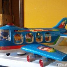 Maquettes: HERMOSO AVION. TALKING JUMBO AIRPLANE. ER-268. MEDIDAS 47*23*45 CM. Lote 204771342