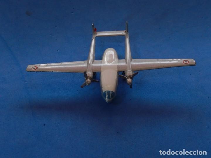 Maquetas: Pequeño avión metálico. Noratlas. N 2501. CIJ. Fabricado en Francia. - Foto 13 - 205039481