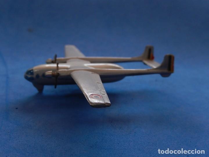 Maquetas: Pequeño avión metálico. Noratlas. N 2501. CIJ. Fabricado en Francia. - Foto 15 - 205039481