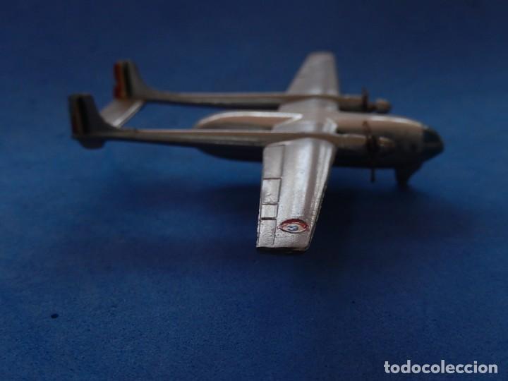 Maquetas: Pequeño avión metálico. Noratlas. N 2501. CIJ. Fabricado en Francia. - Foto 16 - 205039481
