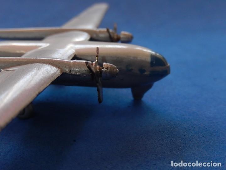 Maquetas: Pequeño avión metálico. Noratlas. N 2501. CIJ. Fabricado en Francia. - Foto 18 - 205039481