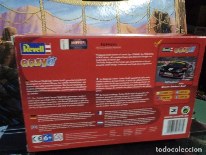 Maquetas: Revell easykit easy kit 360 challenge escala 1:32 Ferrari - Foto 2 - 205239822