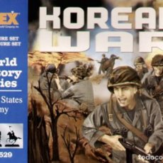 Macchiette: 529 IMEX 1/72 US ARMY KOREAN WAR. SELLADO / SEALED. Lote 205326850