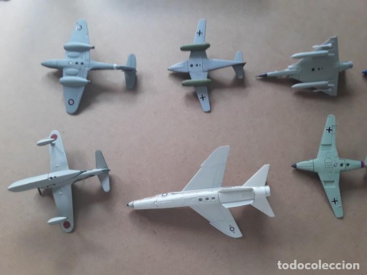 Maquetas: Lote de 8 maquetas de aviones escala 1/100 - Foto 6 - 205585813