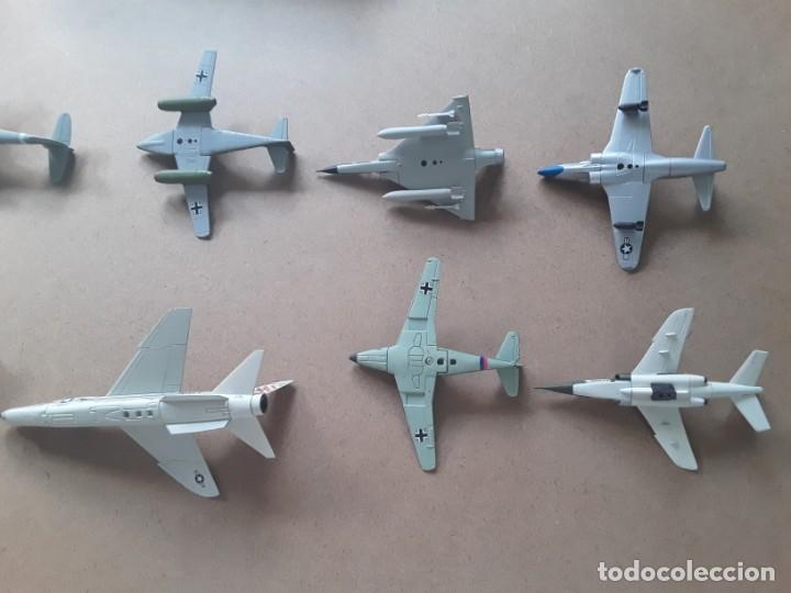 Maquetas: Lote de 8 maquetas de aviones escala 1/100 - Foto 7 - 205585813