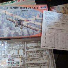 Maquetas: OLIMP 1/72 CURTISS JENNY JN-4A/D. Lote 205672991