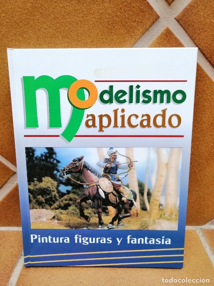 LIBRO DE MODELISMO -EUROMODELISMO PINTADO DE FIGURAS (Juguetes - Modelismo y Radiocontrol - Maquetas - Construcciones)