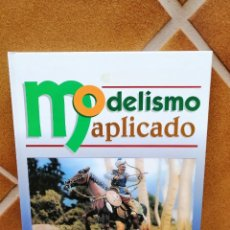 Maquetas: LIBRO DE MODELISMO -EUROMODELISMO PINTADO DE FIGURAS. Lote 205742028