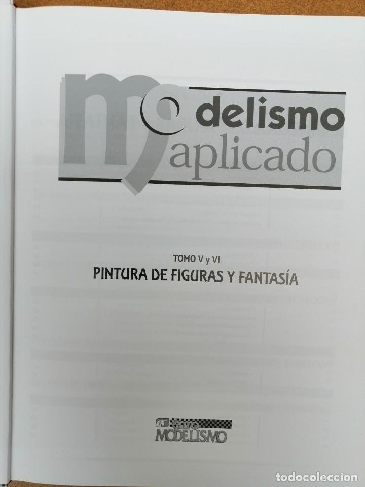 Maquetas: LIBRO DE MODELISMO -EUROMODELISMO PINTADO DE FIGURAS - Foto 3 - 205742028