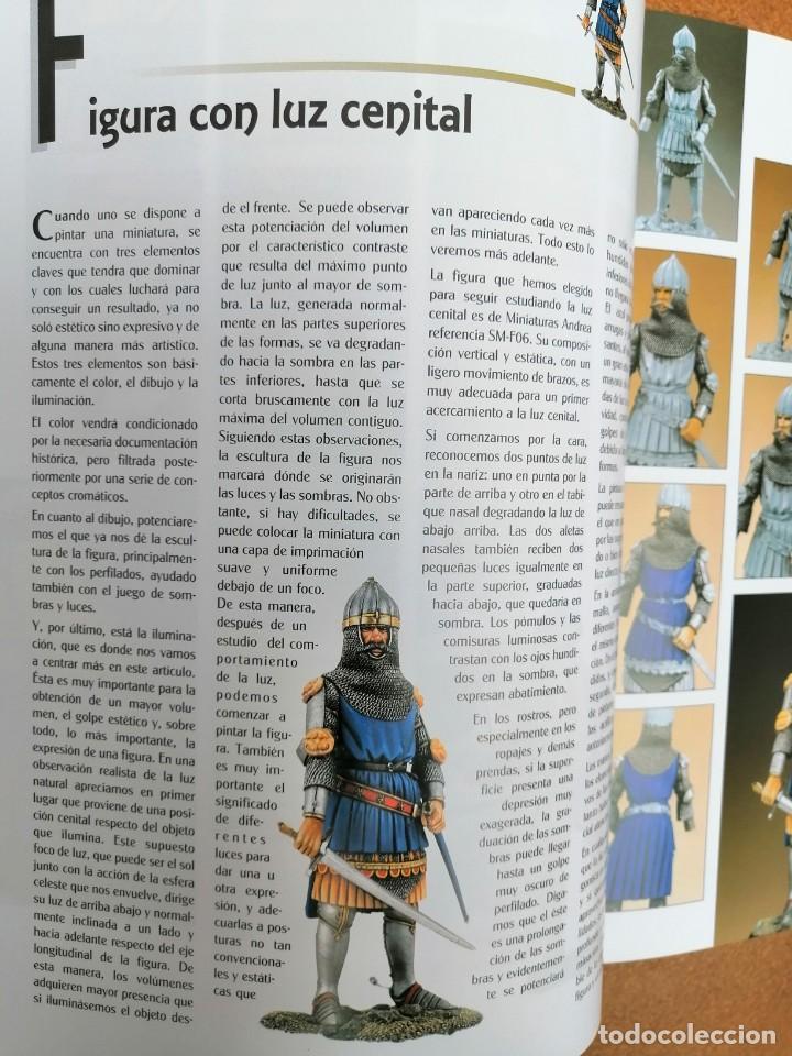 Maquetas: LIBRO DE MODELISMO -EUROMODELISMO PINTADO DE FIGURAS - Foto 6 - 205742028