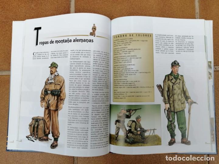 Maquetas: LIBRO DE MODELISMO -EUROMODELISMO PINTADO DE FIGURAS - Foto 7 - 205742028