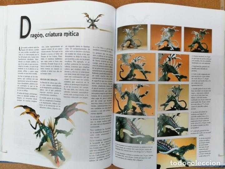 Maquetas: LIBRO DE MODELISMO -EUROMODELISMO PINTADO DE FIGURAS - Foto 10 - 205742028