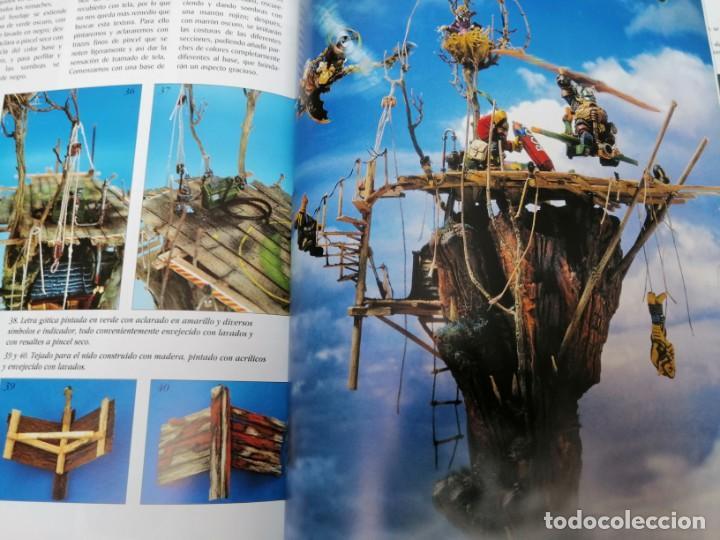 Maquetas: LIBRO DE MODELISMO -EUROMODELISMO PINTADO DE FIGURAS - Foto 11 - 205742028
