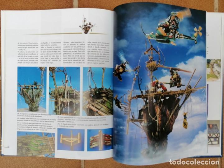 Maquetas: LIBRO DE MODELISMO -EUROMODELISMO PINTADO DE FIGURAS - Foto 12 - 205742028
