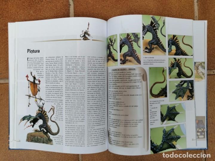 Maquetas: LIBRO DE MODELISMO -EUROMODELISMO PINTADO DE FIGURAS - Foto 13 - 205742028