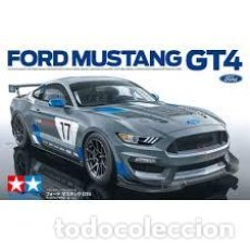 Macchiette: TAMIYA - FORD MUSTANG GT4 1/24 24354. Lote 206188757