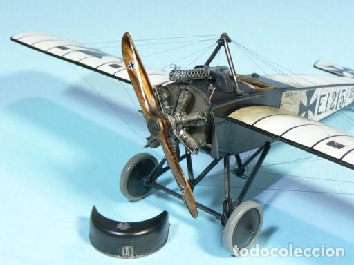 Maquetas: PFALZ E.I 1:48 GAVIA maqueta avión WWI - Foto 5 - 206337455