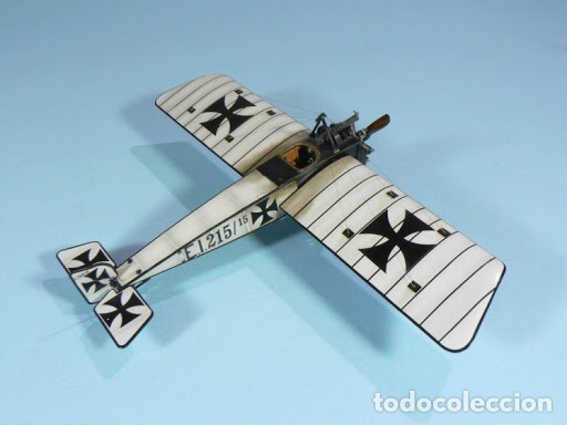 Maquetas: PFALZ E.I 1:48 GAVIA maqueta avión WWI - Foto 7 - 206337455