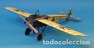 Maquetas: PFALZ E.I 1:48 GAVIA maqueta avión WWI - Foto 8 - 206337455