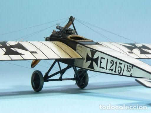 Maquetas: PFALZ E.I 1:48 GAVIA maqueta avión WWI - Foto 9 - 206337455