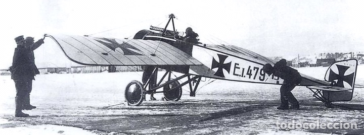 Maquetas: PFALZ E.I 1:48 GAVIA maqueta avión WWI - Foto 10 - 206337455