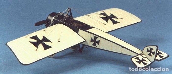 Maquetas: PFALZ E.I 1:48 GAVIA maqueta avión WWI - Foto 11 - 206337455