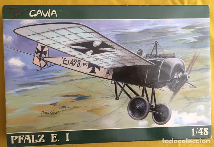 PFALZ E.I 1:48 GAVIA MAQUETA AVIÓN WWI (Juguetes - Modelismo y Radio Control - Maquetas - Aviones y Helicópteros)