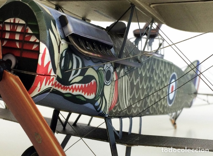 """Maquetas: BRISTOL FIGHTER F2B """"BRISFISH"""" (Edición con figuras) 1:48 EDUARD 1118 maqueta avión edición limitada - Foto 9 - 206339342"""