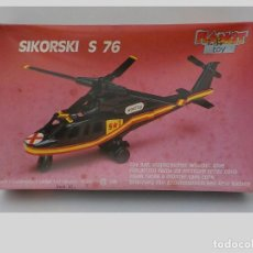 Maquetas: HELICOPTERO SIKORSKI S 76.PLAYKIT. Lote 206426447
