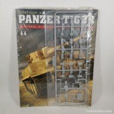 Maquetas: CONSTRUYE EL PANZER TIGER - COLECCIÓN SALVAT - 44 - LA HISTORIA, EL DESARROLLO Y EL MODELO - NUEVO. Lote 206562580