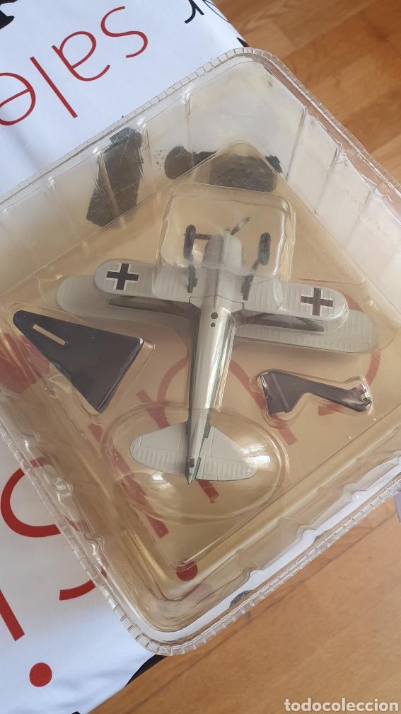 FIAT CR.42 FALCO. 1/75. EDICIONES DEL PRADO. (Juguetes - Modelismo y Radio Control - Maquetas - Aviones y Helicópteros)