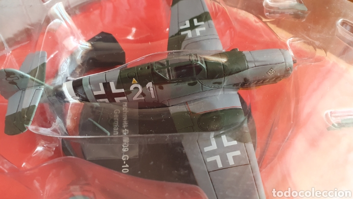 Maquetas: Messerschmitt Bf 109G-10. Germany. 1:72 escala - Foto 4 - 206803306