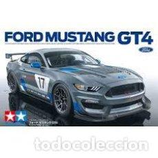 Maquetas: TAMIYA - FORD MUSTANG GT4 1/24 24354 NOVEDAD. Lote 206829983