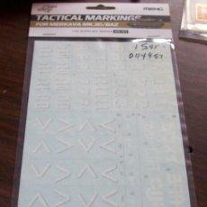 Macchiette: CALCAS MERKAVA MK.3D/BAZ 1:35 MENG SPS-003. Lote 206929916