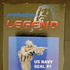 Maquetas: US NAVY SEAL1 1:35 LEGEND LF3D01. Lote 207043513