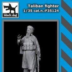 Maquetas: TALIBAN FIGHTER 1:35 BLACK DOG F35124. Lote 207043752