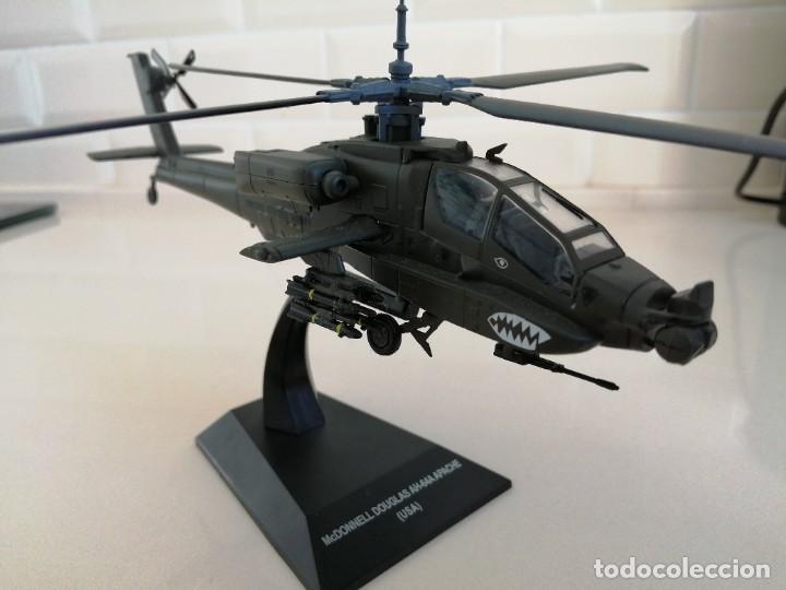 HELICOPTERO MCDONELL DOUGLAS AH-64A APACHE ALTAYA (Juguetes - Modelismo y Radio Control - Maquetas - Aviones y Helicópteros)