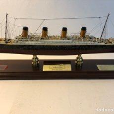 Maquetas: R.M.S TITANIC. Lote 207070118