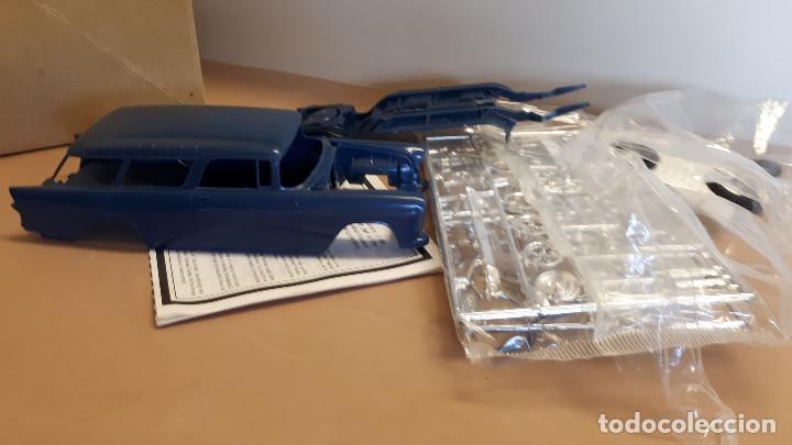 Maquetas: Maqueta ´55 chevrolet wagon esc.1/25 de la marca Matchbox-AMT - Foto 6 - 207176096