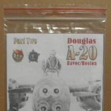 Maquettes: TALLY HO - 72054 A-20 BOSTON / HAVOCK, PART 2 1/72 CALCAS. Lote 207279165