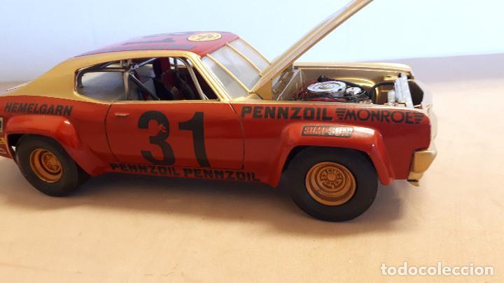 Maquetas: Maqueta Chevrolet Chevelle SS 1970 - Foto 4 - 207307977