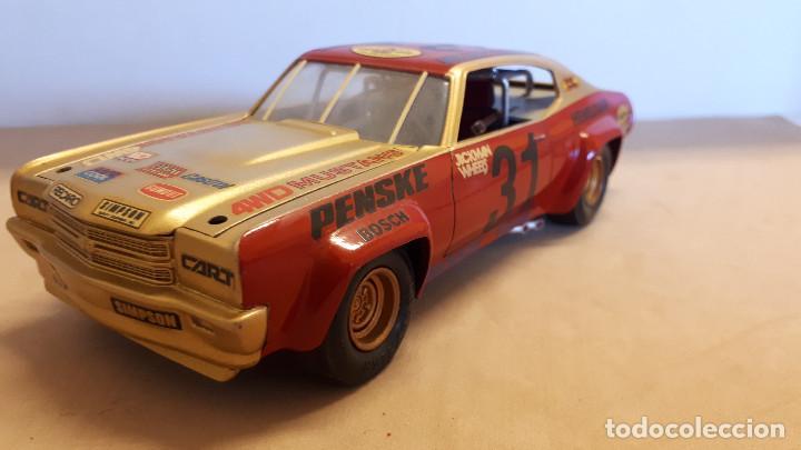 Maquetas: Maqueta Chevrolet Chevelle SS 1970 - Foto 7 - 207307977