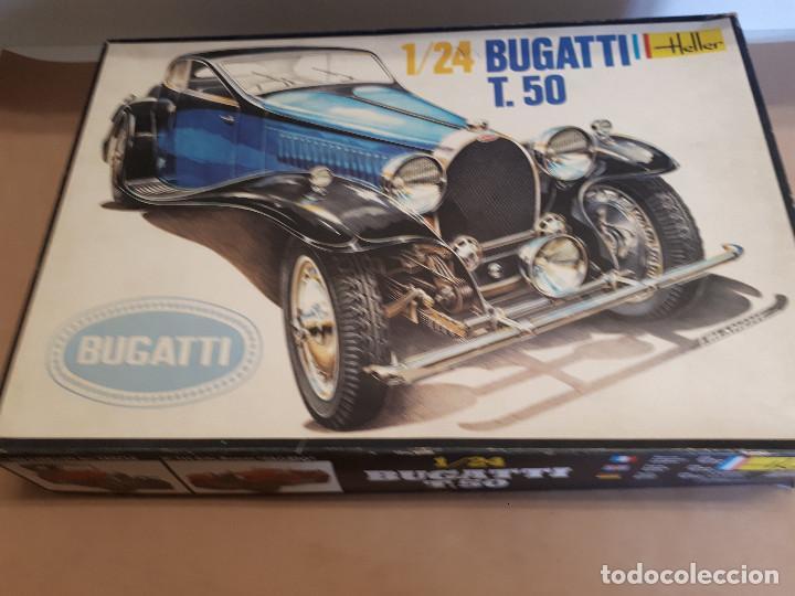 BUGATTI T50 (Juguetes - Modelismo y Radiocontrol - Maquetas - Coches y Motos)