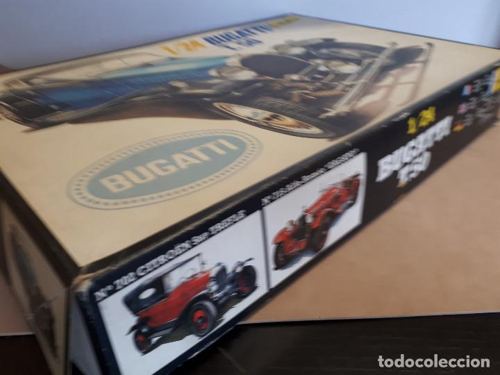 Maquetas: Bugatti T50 - Foto 2 - 207529310