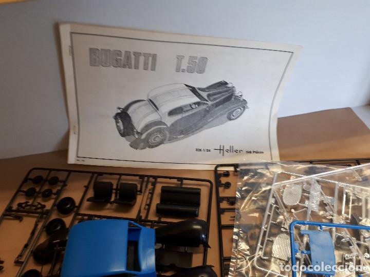 Maquetas: Bugatti T50 - Foto 6 - 207529310