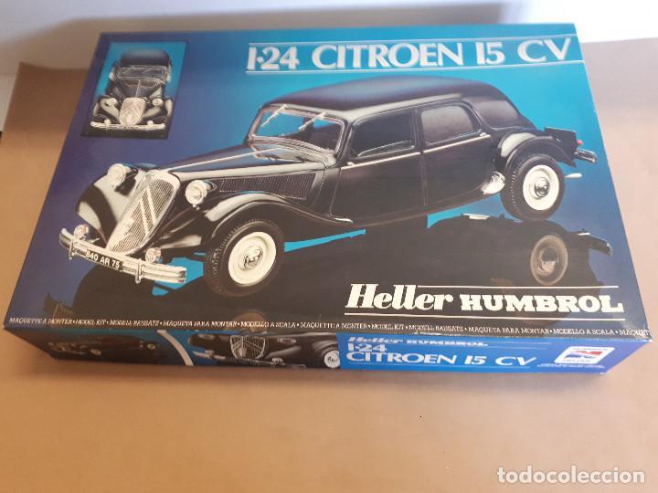 CITROEN C15 (Juguetes - Modelismo y Radiocontrol - Maquetas - Coches y Motos)