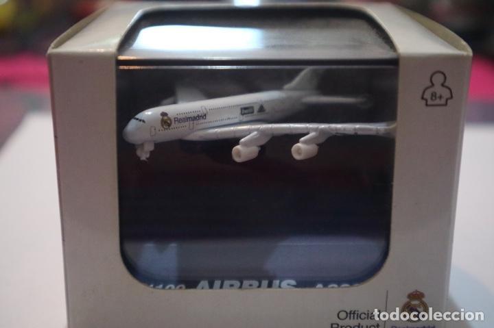 AIRBUS A380 REAL MADRID NEWRAY 1:1100 (Juguetes - Modelismo y Radio Control - Maquetas - Aviones y Helicópteros)